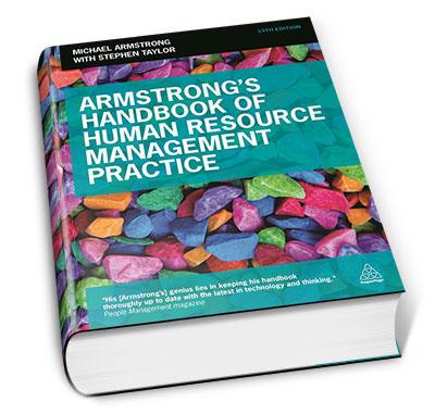کتاب دستنامه مدیریت منابع انسانی مایکل آرمسترانگ