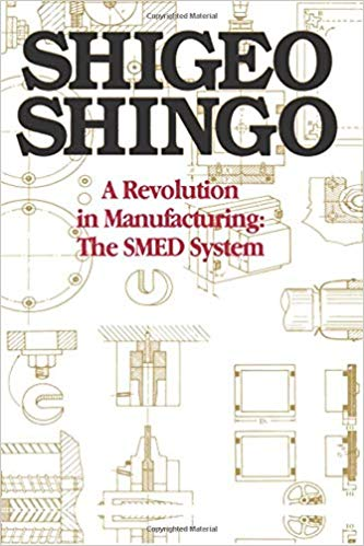 A Revolution in Manufacturing:The SMED System