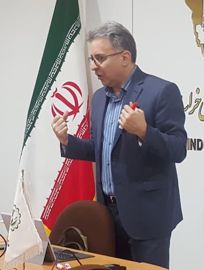 آقای دکتر سعید سپهری
