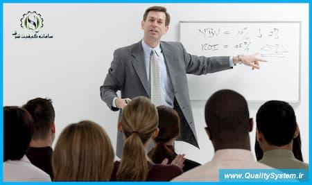 دوره آموزشی آموزش برای آموزشدهندگان (TTT)