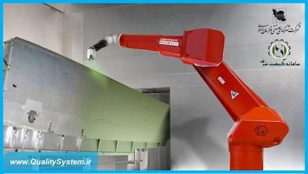 دوره آموزشی رنگ و پوشش در قطعهسازی و صنایع فلزی