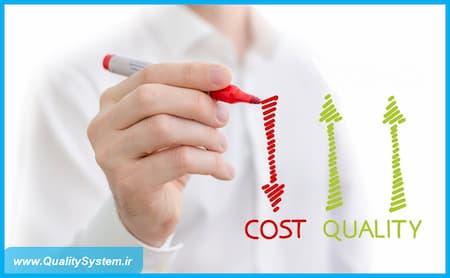 دوره آموزشی هزینههای کیفیت (COQ)